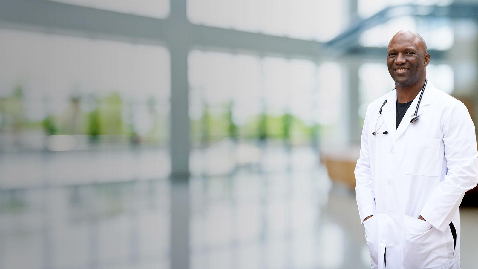 Temecula cardiologist Ganiyu Oshodi, MD
