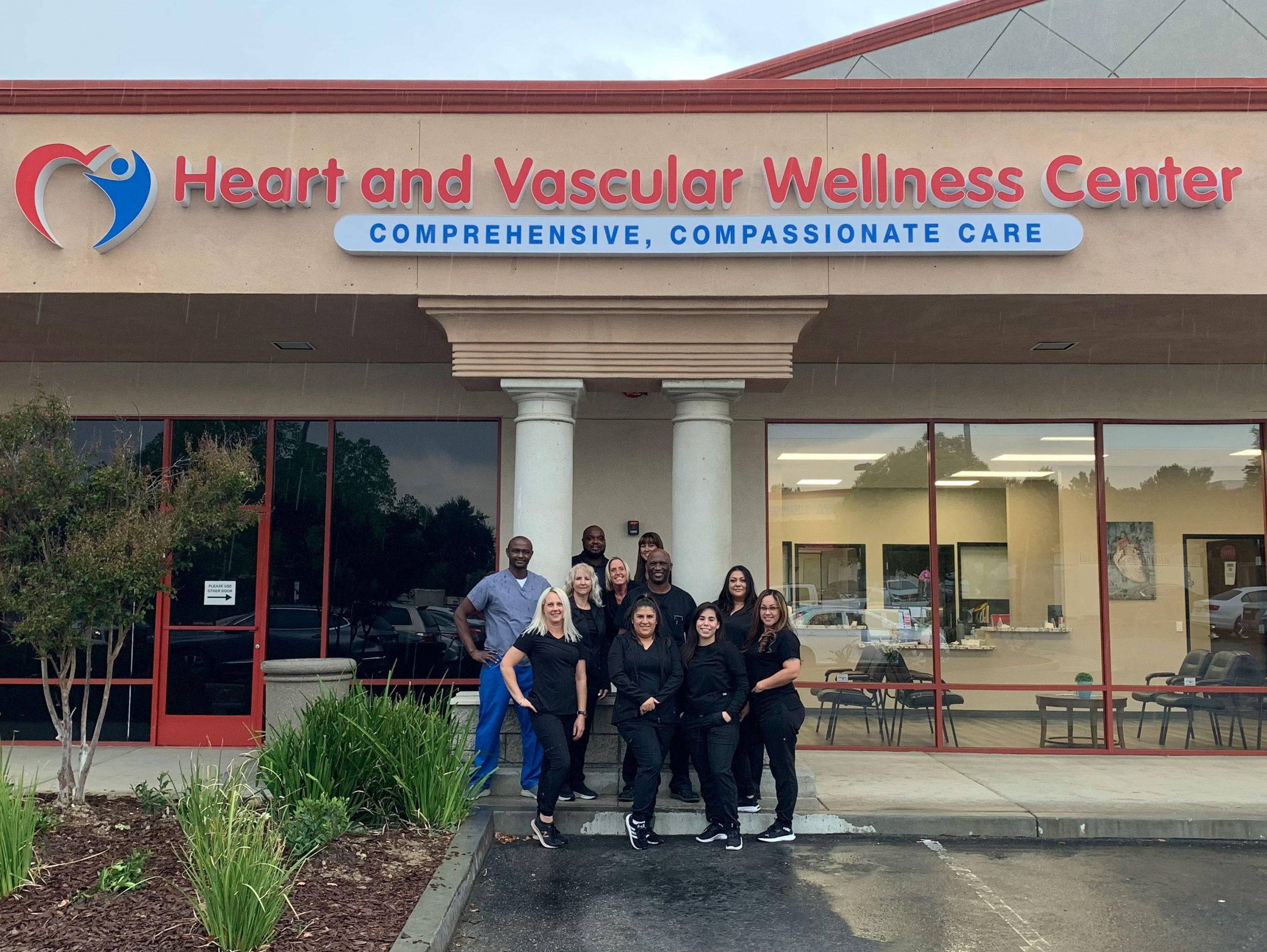 Heart and Vascular Wellness Center